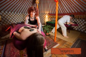 Therapists Page