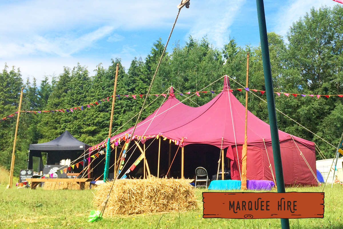 Marquee Hire Page