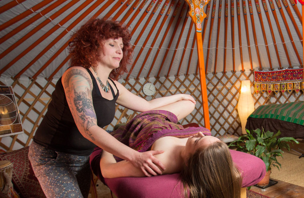 Danielle massage therapy
